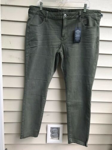Aeo Outfitters Denim Super X American Jegging 20r Stretch Low Eagle xZnFE
