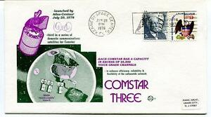 1978 Comstar Three Kennedy Space Center Atlas Centaur Usa 13c Nasa Space