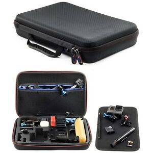 Carry-Case-For-GoPro-Hero-7-6-5-4-3-3-2-Action-Cam-Go-Pro-HD-Large-Digicharge
