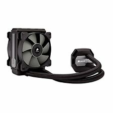 Corsair Hydro Series H80i v2 Extreme Performance Liquid CPU Cooler, Black