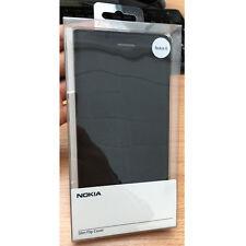 Genuine Nokia Slim Flip Case CP-301 for Nokia 6 black - 1A21M9C00VA