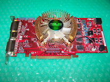 ASUS Radeon HD 3850 PCIe Graphic Video Card 512MB Dual DVI HDTV