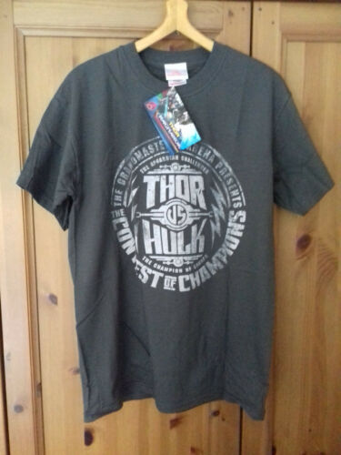Thor vs Hulk Contest of Champions Ragnarok T-Shirt
