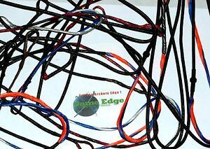 New Mathews Drenalin Bow Custom String Amp Cable Set Ebay