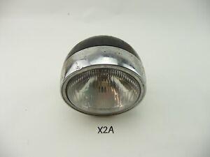 Yamaha-XT-500-Bj-1981-headlight-Scheinwerfer-Scheinwerfergeaeuse-Lampenring