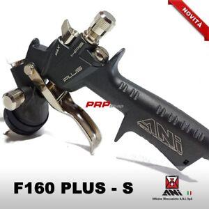 ANI-F160-PLUS-S-HPS-1-3-500-cc-Pistola-A-Spruzzo-Per-Verniciatura-Professionale