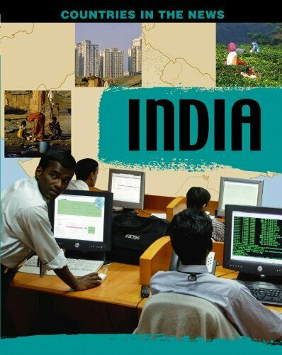 India (Countries in the News),Anita Ganeri- 9780749664305