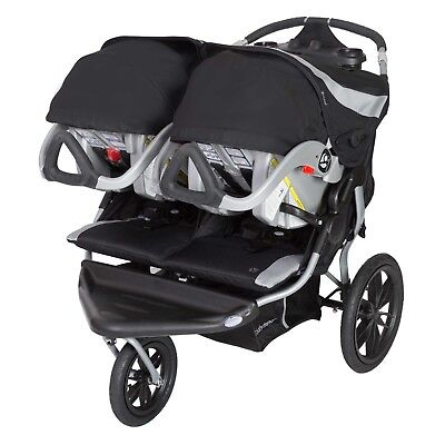 New Baby Trend Navigator Lite Double, Baby Trend Jogging Stroller Infant Car Seat Adapter
