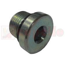 Capello Cutterbar Drain Plug Part Wn Po 000020 For Spartan 2nd Generation Head