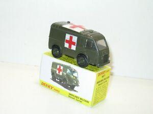 military ambulance renault enhanced 4x4 ref 807 version 4 Dinky toys