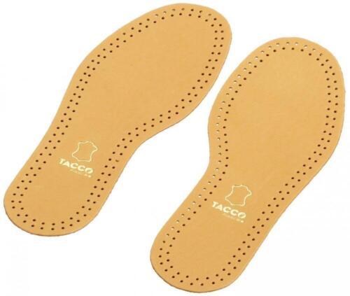 Tacco Luxus Leather Tan Men/'s 12-12 1//2