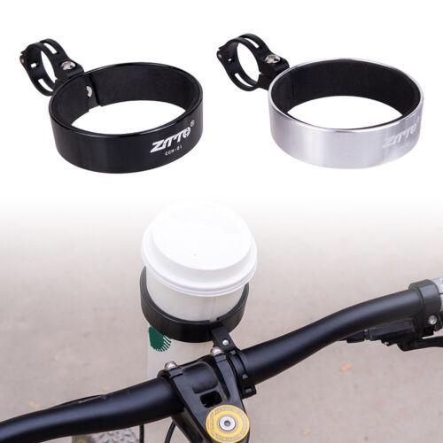 ZTTO MTB Bike Cup Holder Road Folding Bicycle Bottle Holder Handlebar Mount Cage