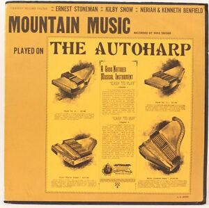 Mountain Music Played On The Autoharp  Various Vinyl Record - <span itemprop=availableAtOrFrom>United Kingdom, United Kingdom</span> - Any damaged or missing items must be reported to Life of Vinyl within 7 days of receipt either by e-mail on info@lifeofvinyl.com or by telephone on 01642 763322. If any damaged/mis - United Kingdom, United Kingdom
