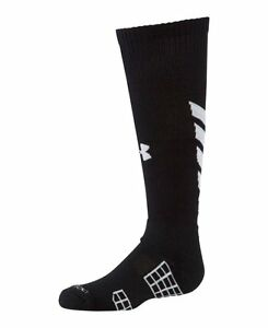79f64f28ccdc Under Armour(UA) Soccer All Sport Team Socks-OTC-Black-YLG 1-4 ...