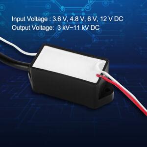 Hochspannungsgenerator-Input-3-6-12V-Output-3-11KV-High-Voltage-Impuls-Generator