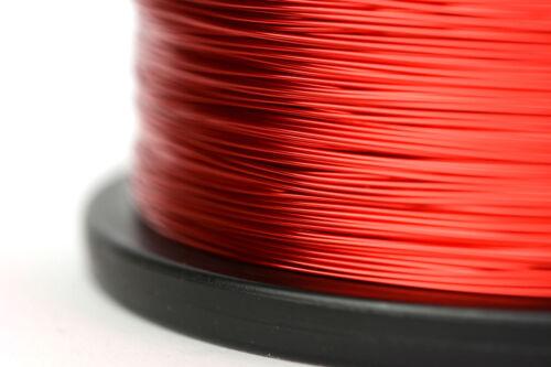 environ 2.27 kg Bobine D/'EnroulEmEnt TEMCo magnet Wire 24 AWG Jauge emaille cuivre 5 LB environ 1204.57 m 155 C 3952 FT