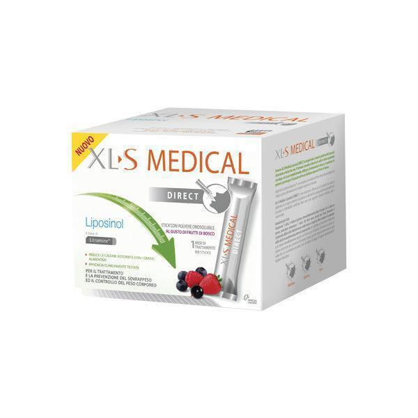 XL-S Medical Direct - Dietas y Adelgazamiento - 90 Sticks