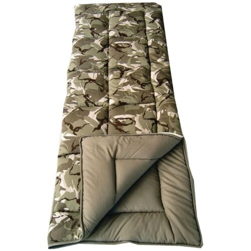 SunnCamp 38oz Sleeping Bag Camouflage Adult Bag Camping Fishing