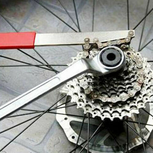 EG/_ EE/_ LN/_ Freewheel Bike Chain Whip Cycle Bicycle Cassette Cog Removal Remover