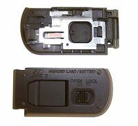 Panasonic Lumix Dmc-gx1 Digital Camera Black Battery Cover Genuine