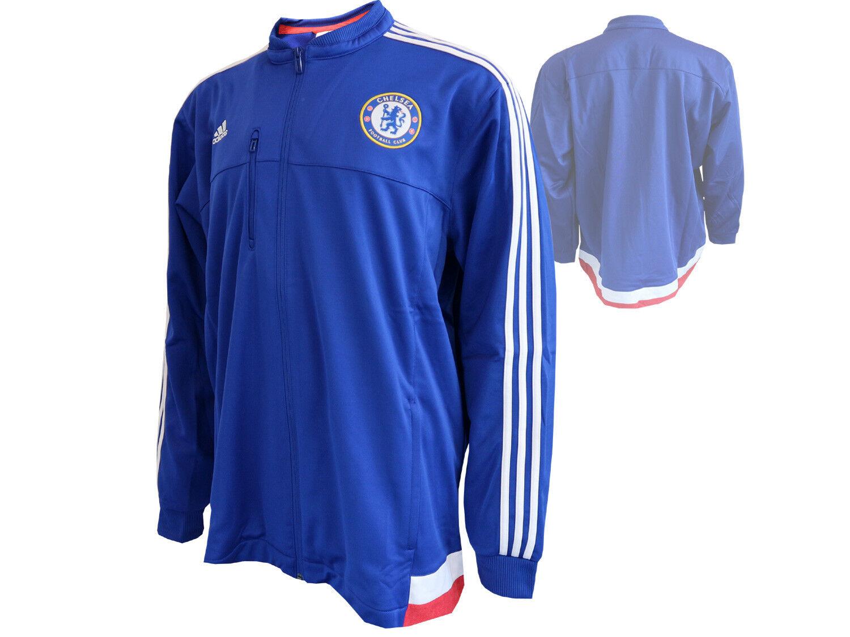 Fan Cfc Bleu Anthem Chelsea Adidas Jacket Londres n6vv8qS