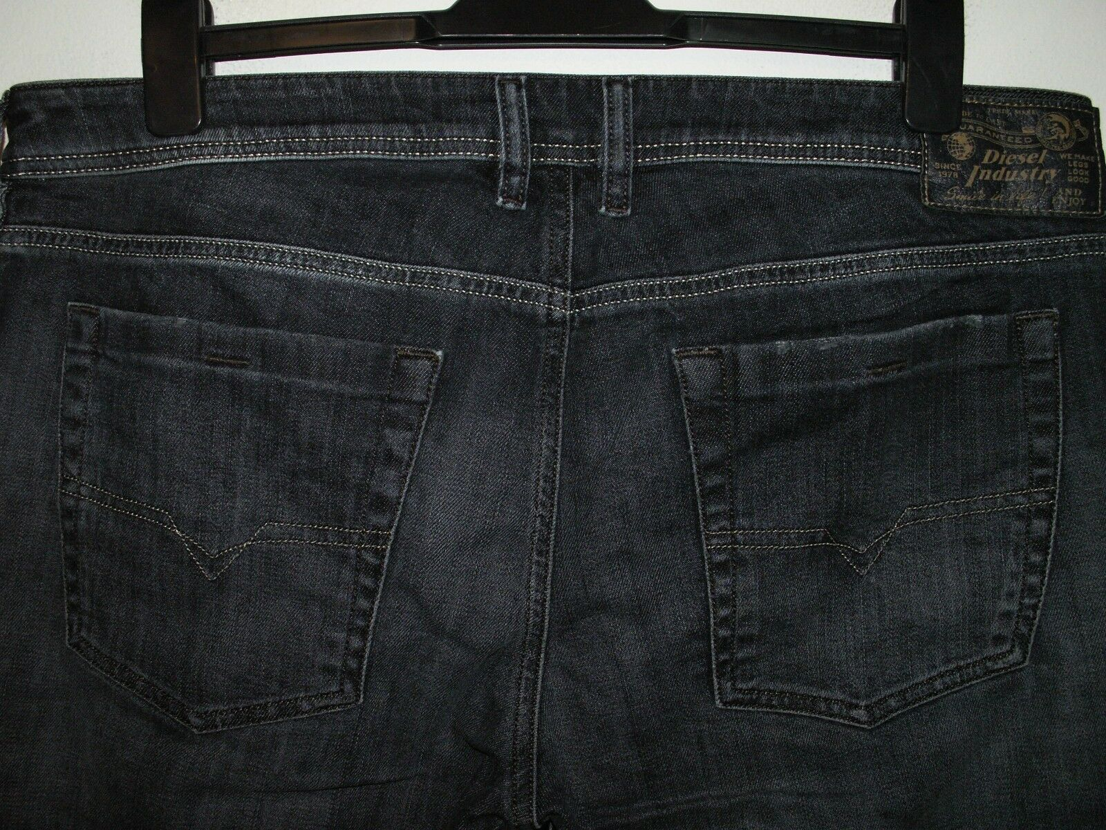Diesel zathan Stiefelcut jeans wash 0885K stretch W36 L30 (a3337)