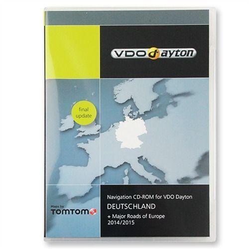 VW Phaeton bis 05/ 2007  Navigation CD- SET  Deutschland 2015  Letztes Update