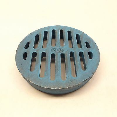 Zurn Light Commercial 51351 6 Quot Round Cast Iron Drain Grate
