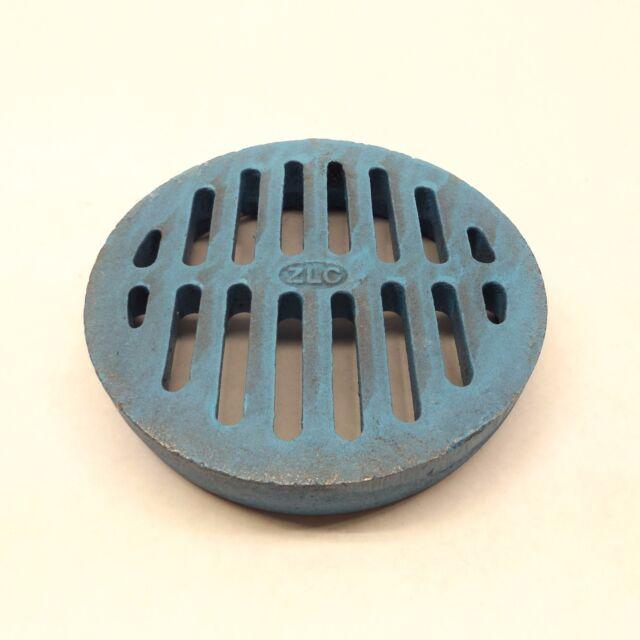 Zurn light commercial 51351 6 round cast iron drain grate zlc ebay zurn light commercial 51351 6 round cast iron drain grate zlc aloadofball Choice Image
