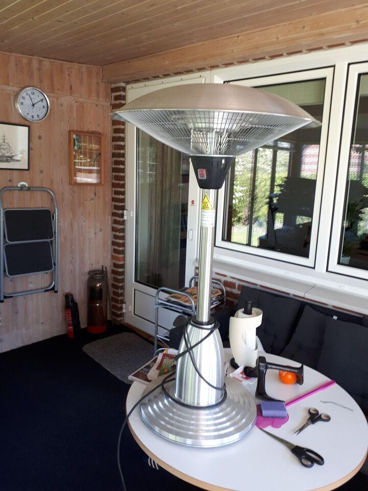 Terrasse varmer el, Patio Heater