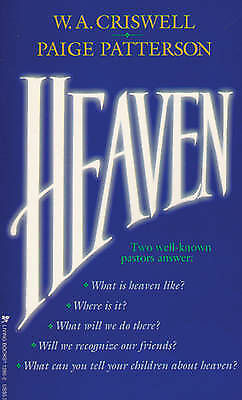 Heaven by William Criswell (Paperback / softback) Expertly Refurbished Product