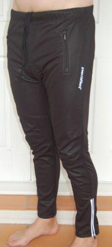 Jaggad Long Cycling WIND WINTER Fleece Knick Pants Bike Unisex S M L XL XXL  #04