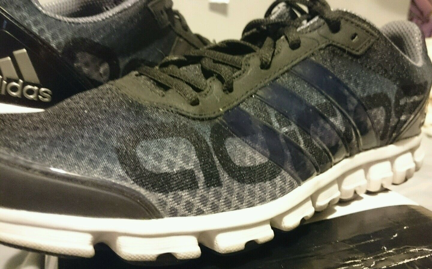Adidas clima flyknit regulate running shoes