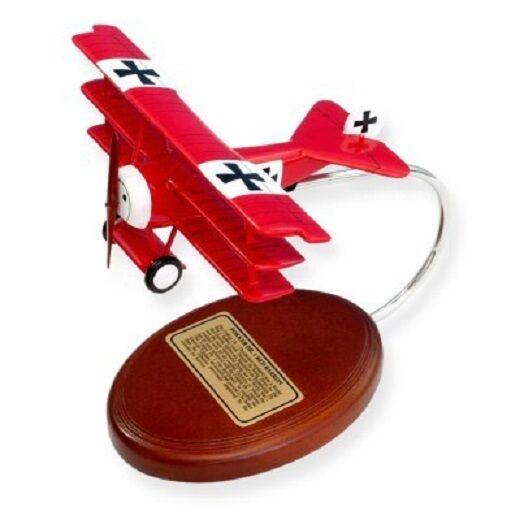 Fokker Dr.1  rot Baron  1 39 Scale Model by Toys & Models PP11SS023 RG