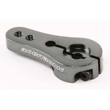 Robitronic Aluminium Servo Arm 25Z (Kurz) Grau #R17022G