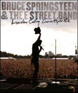 BRUCE-SPRINGSTEEN-2-DVD-LONDON-CALLING-LIVE-IN-HYDE-PARK-E-STREET-NEW