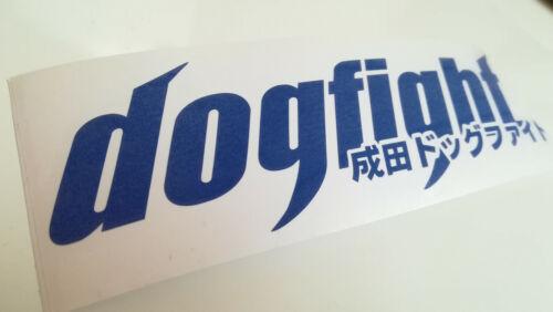 Narita DogfightStickerStylingPerformanceDecalJDMLifestyle