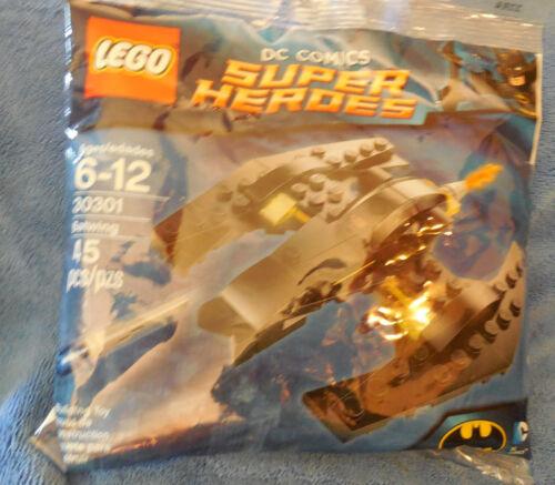LEGO® 30301 DC Comics Super Heroes Batman BATWING NEW IN SEALED BAG
