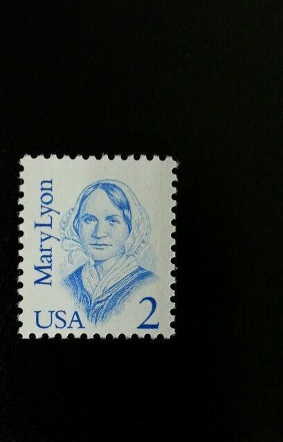 1987 2c Mary Lyon, Educator Scott 2169 Mint F/VF NH