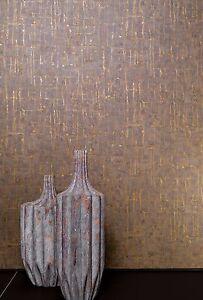 EUR-6-14-qm-Tapete-Marburg-Dieter-Langer-Tango-58809-Braun-Rost-Bronze
