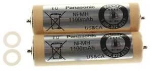 Panasonic-Kit-2x-Batteries-1-2V-Razor-ER160-ER161-ER1511-ER1610-ER1611-ER389