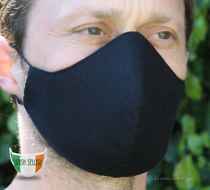 Face-Mask-Covering-for-Men-amp-Women-100-Cotton-Reusable-amp-Washable-Triple-layer