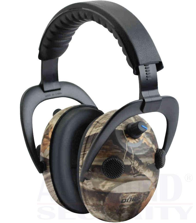 Dörr Kopfhörer E-Protect AM360 - - - el. Gehörschutz +Gratis Taschenmesser 11 Funkt.  | Spaß  e8a3b9