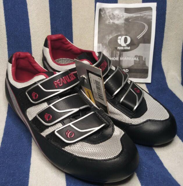 Pearl Izumi Women's Road Bike Cycle Shoes - US SZ 7 EURO 39