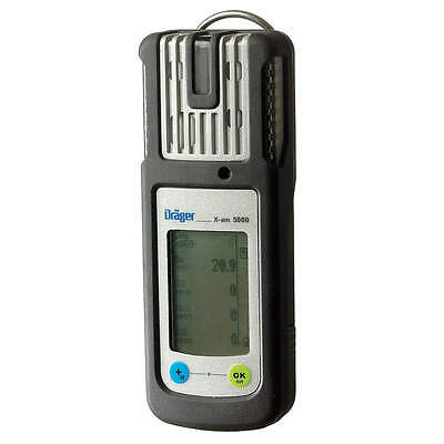 Drager X-AM 5000 Multi Gas Detector CH4 methane O2 oxygen CO carbon monoxide NEW
