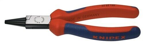 Knipex Nose pliers DIN ISO 5745 22 02 160
