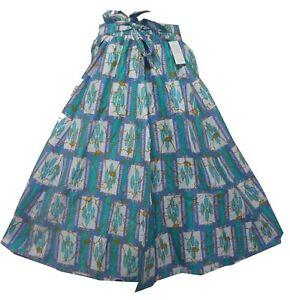 bc931ffb4 Image is loading Dashiki-Maxi-Skirts-High-Waisted-African-Wax-Ankara-