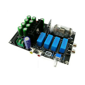 Details about DIY 6N11 Tube Buffer Amplifier AMP Audio preamp kit