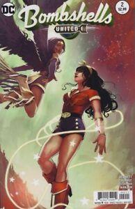 BOMBSHELLS-UNITED-2-DC-COMICS-COVER-A-1st-Print-Wonder-Woman