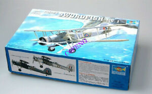 Trumpeter-03207-Mk-I-Fairey-Swordfish-1-32